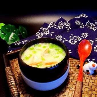 榆钱虾仁小米粥的做法以及怎么做好吃