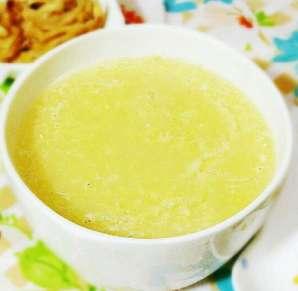 玉米粥的做法及介绍---千米饮食网