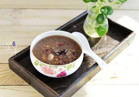 赤豆粥的做法及介绍---千米饮食网