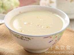 豆浆麦片粥的做法及介绍