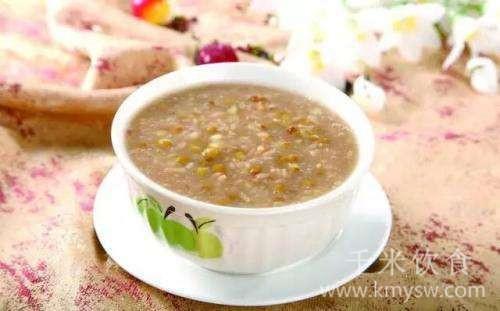萝卜汁粥的做法及介绍---千米饮食网