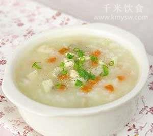 日式鸡肉泡粥的做法及介绍---千米饮食网