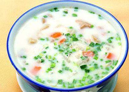 鸭汁粥的做法及介绍---千米饮食网