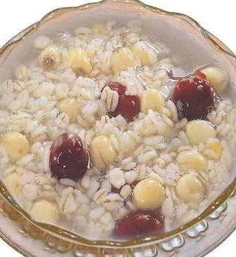 薏仁糙米粥的做法及介绍---千米饮食网