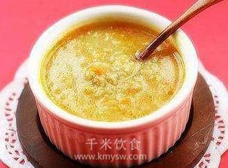 小米枣仁粥的做法及介绍---千米饮食网