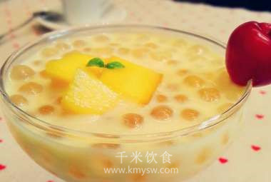 适合宝宝吃的苹果奶粥的做法及介绍---千米饮食网