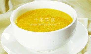 白梁米粥的做法及介绍---千米饮食网