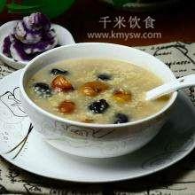 小米栗子白薯粥的做法及介绍---千米饮食网