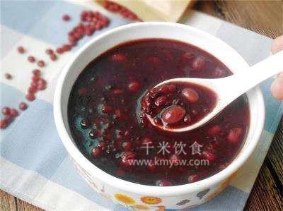 花生红豆粥的做法及介绍---千米饮食网
