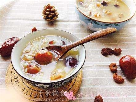 红枣桂圆粥的做法及介绍---千米饮食网