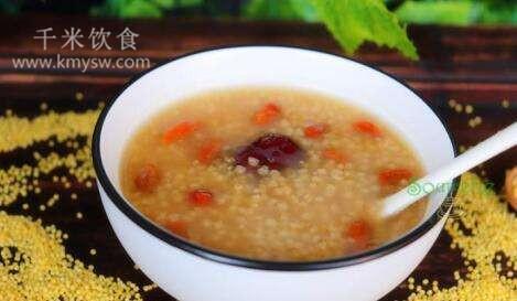 爱心益寿延年小麦粥的做法及介绍---千米饮食网