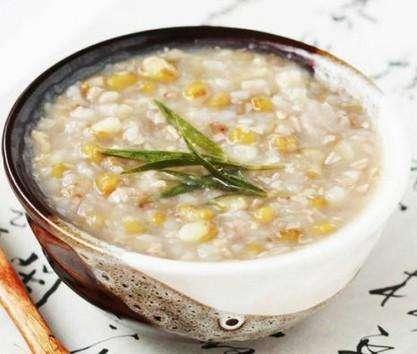 荞麦粥的做法及介绍---千米饮食网
