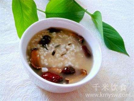 菰米粥的做法及介绍---千米饮食网