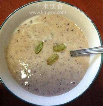 米沙粥的做法及介绍---千米饮食网