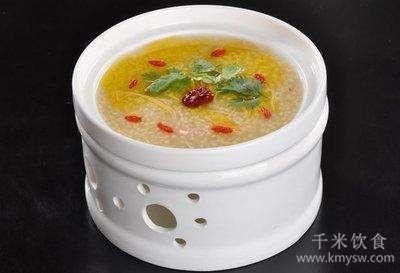 稷米粥的做法及介绍---千米饮食网