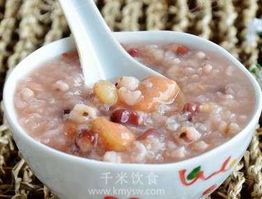 菱米粥的做法及介绍---千米饮食网