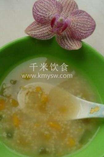 果米粥的做法及介绍---千米饮食网
