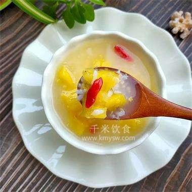 凤梨粥的做法及介绍---千米饮食网