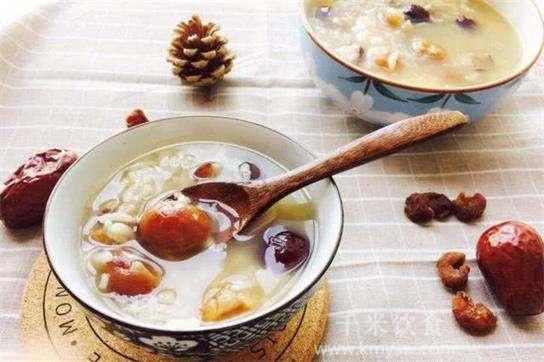 强身粥的做法及介绍---千米饮食网(www.kmysw.com)