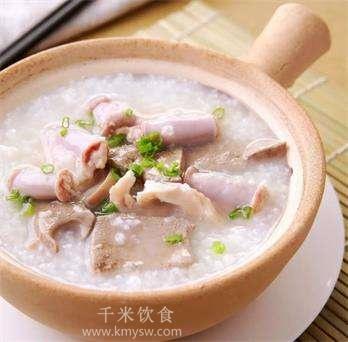 狀元及第粥的做法及介绍---千米饮食网(www.kmysw.com)